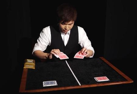 Фокус-победитель «Международного конкурса магии 2018» (Видео)