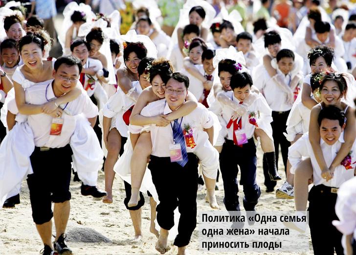 Фото №7 - 12 аккуратных китайских столпотворений