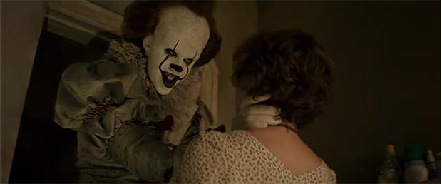 Фото №1 - Долгожданный трейлер хоррора «Оно» по Стивену Кингу
