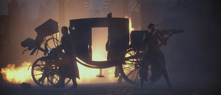 Фото №3 - Ба-бах в Туманном Альбионе! Беспристрастный анализ викторианского шутера The Order: 1886
