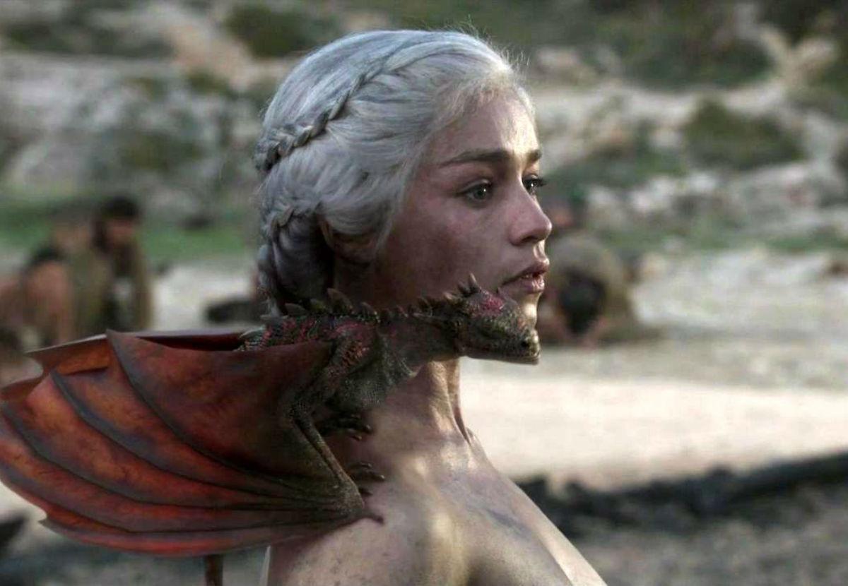 сериалы фото мать драконов из игры может стать очень