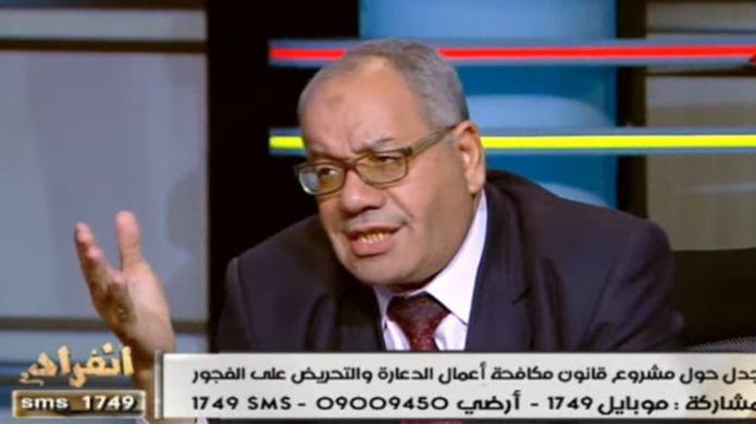 Фото №1 - Египетский адвокат, предложивший насиловать женщин в рваных джинсах, отправлен в тюрьму на три года