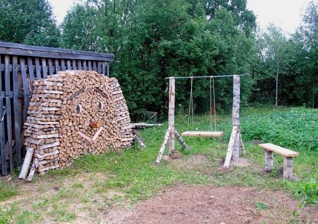 Фото №1 - Как играть в тетрис дровами