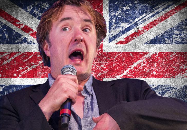 Фото №4 - 25 шуток 25 британских стендап-комиков