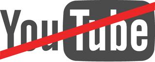 Как избавиться от черного экрана на YouTube (если нет ВИДЕО)