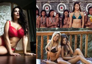 Меланья Трамп, Надя Сысоева, Джерри Холлиуэлл и другие самые сексуальные девушки этой недели