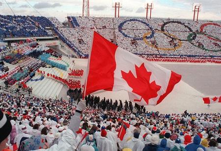 Жители канадского города Калгари проголосовали против проведения Олимпиады