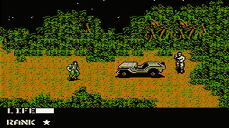 Фото №2 - Краткая история видеоигр на примере культовой серии Metal Gear Solid
