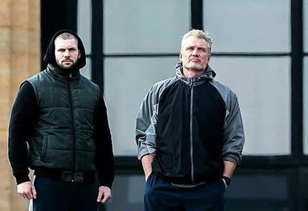 В Сети появилось видео тренировки Дольфа Лундгрена и Флориана Мунтяну в преддверии «Крида-2»