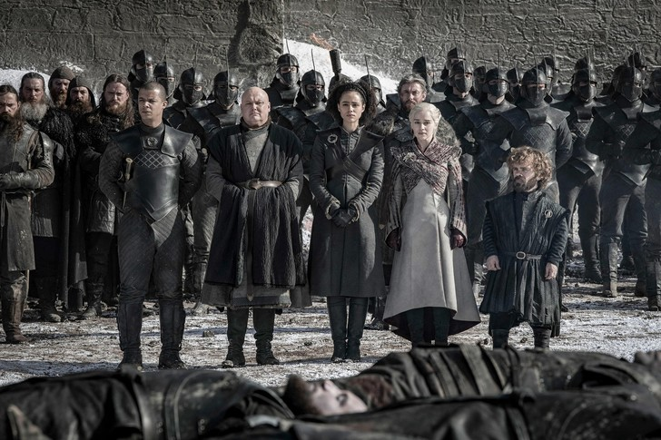 Фото №3 - HBO показал кадры из 4 серии финала «Игры престолов»