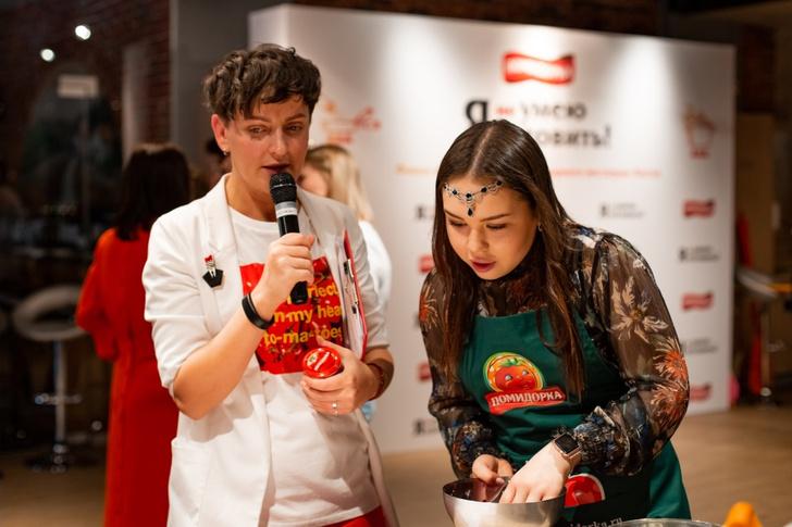 Фото №2 - 350 000 рублей и признание бренд-шефа: «Помидорка» подвела итоги кулинарного Instagram-баттла