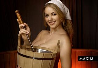 Отчаянная хозяйка: наша лучшая фотосессия актрисы Олеси Фаттаховой