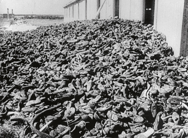 an analysis of the million people killed in concentration camps and death camps