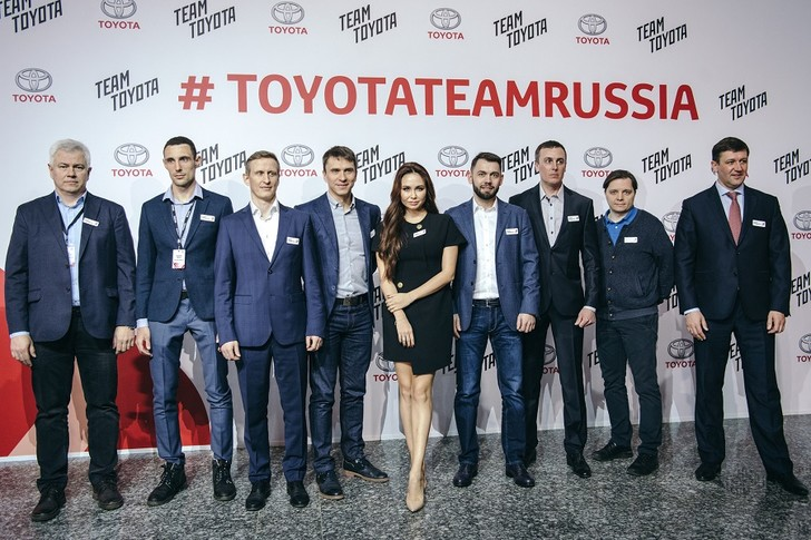 Фото №2 - Toyota объявила имя победителя Toyota Challenge Сup и наградила его автомобилем!