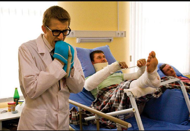 Фото №1 - Названы самые — кхе-пчхи! — больные и самые здоровые регионы России!