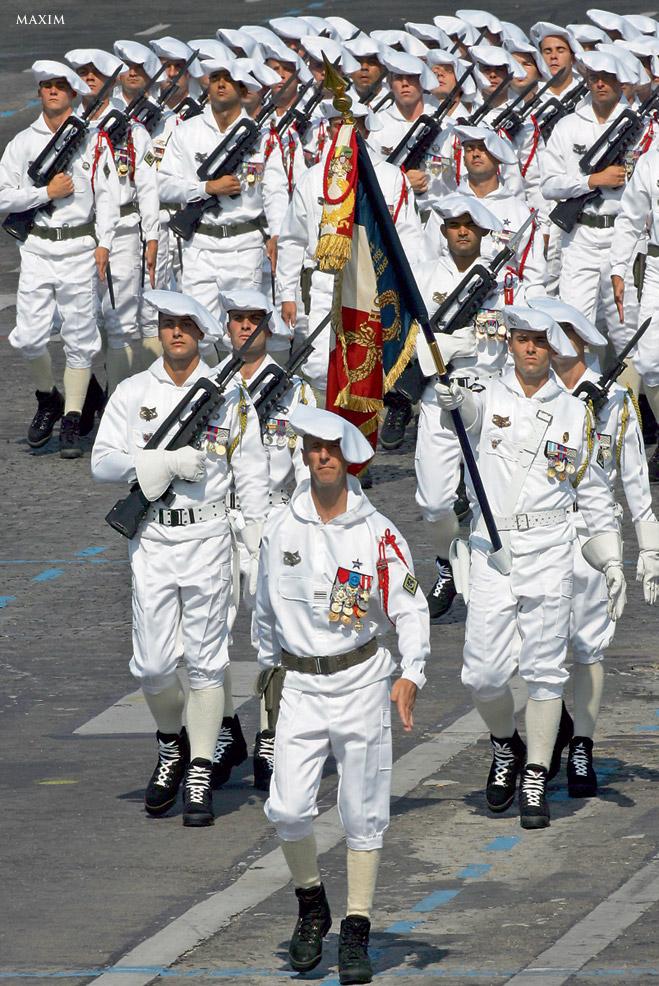 Фото №4 - Военные и смешные: самая чудная форма армий мира