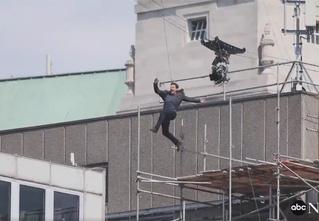 Том Круз получил травму на съемках «Миссия невыполнима — 6» (видео)
