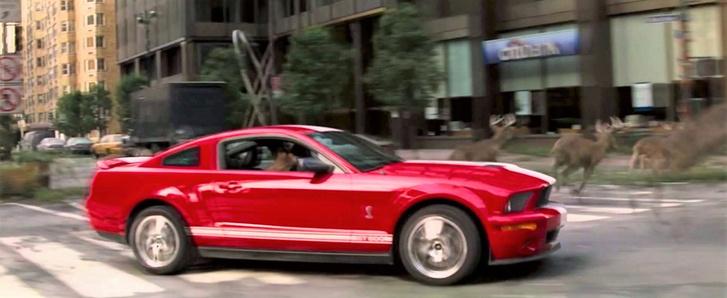 Фото №6 - 10 главных ролей Ford Mustang в истории кино
