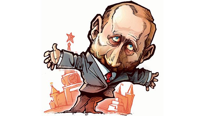 Фото №3 - Как убедительно нести чушь, врать, оскорблять и уходить от вопросов: мастер-класс российских политиков