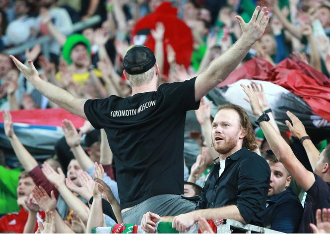 Черный список российских футбольных фанатов просочился в Интернет