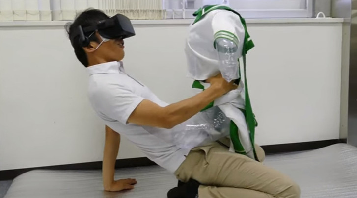 Фото №4 - В Японии прошел первый фестиваль VR-порно