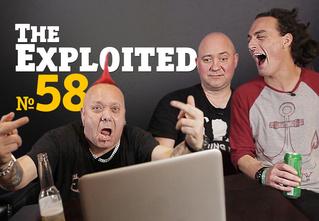 Русские клипы глазами The Exploited — смотри быстро, досмотри молодым!