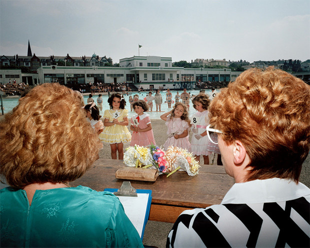 Фото №22 - Обычный туристический ад: фотографии английского курорта в 80-е