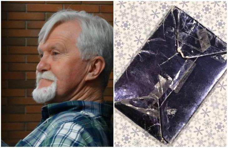 Фото №1 - Мужчина 47 лет не открывает подарок от девушки, которая его бросила