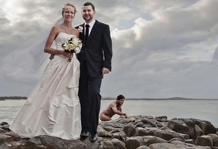 30 безнадежно (но смешно!) запоротых свадебных фото