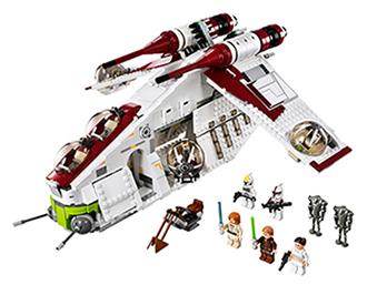 Фото №3 - Набор LEGO Star Wars выиграть должен ты