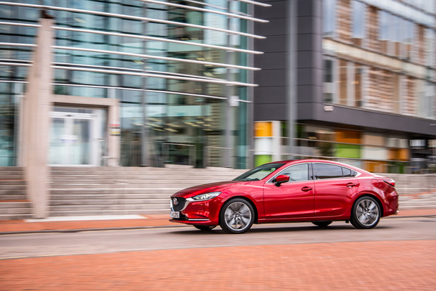 Фото №2 - 5 причин влюбиться в новую Mazda 6