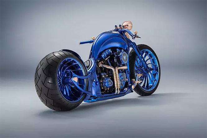 Фото №2 - Знакомься: самый дорогой мотоцикл в истории! Угадай, от какой фирмы!