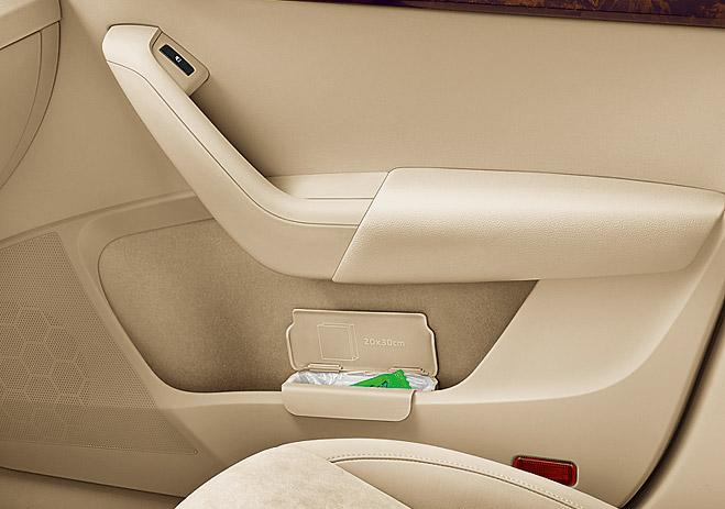 Фото №6 - Skoda Octavia: самый удобный автомобиль года