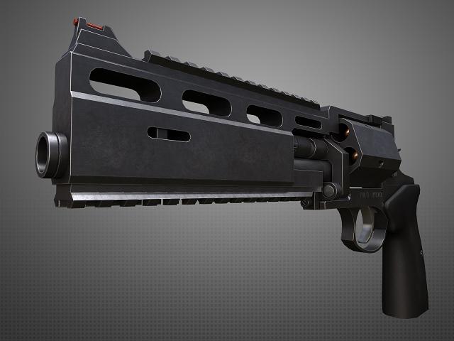 Фото №6 - 8 самых мощных пистолетов
