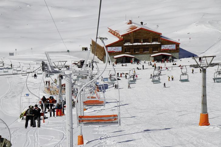 Фото №2 - 4 неожиданные страны, где тоже можно покататься на лыжах