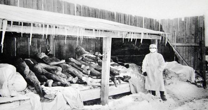 Фото №3 - Как японцы русских убивали и калечили во славу науки