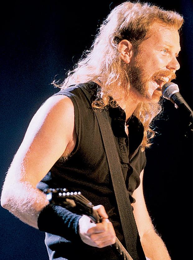 33 вещи, которые ты должен знать о группе Metallica