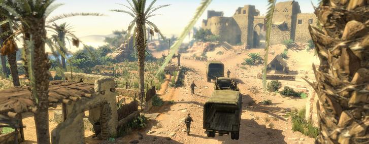 Фото №5 - 5 веских причин играть в Sniper Elite III и убить там всех фашистов