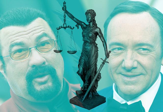 Фото №1 - Стивену Сигалу и Кевину Спейси не будут предъявлены обвинения в домогательствах