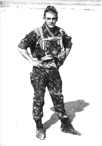 Михаил Березкин