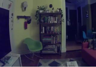 Видео: как в «Паранормальном явлении», только по-настоящему!