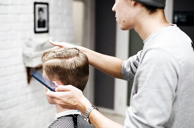 История одной парикмахерской