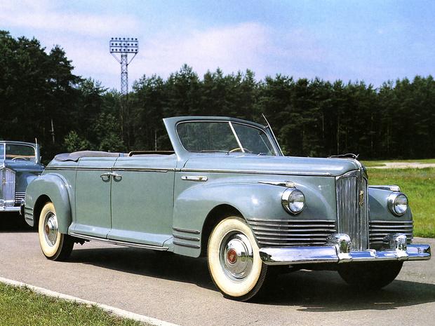 Фото №6 - 5 самых роскошных советских автомобилей