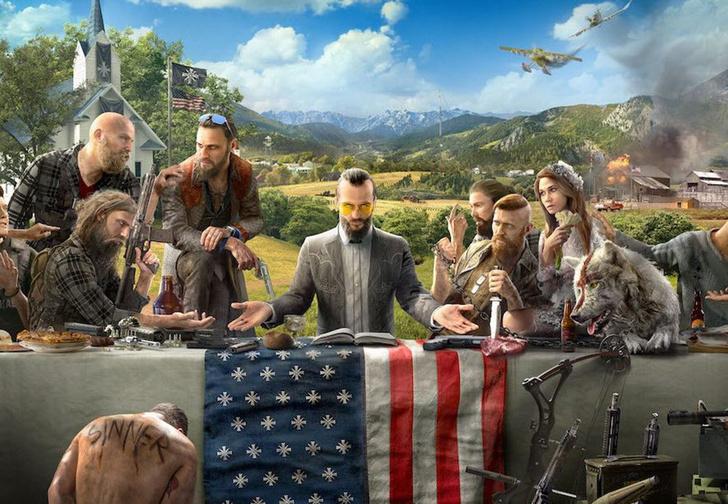Фото №1 - Far Cry 5 — самое крутое религиозное мракобесие в твоей жизни