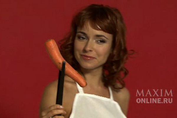 Ирена Понарошку для Maxim