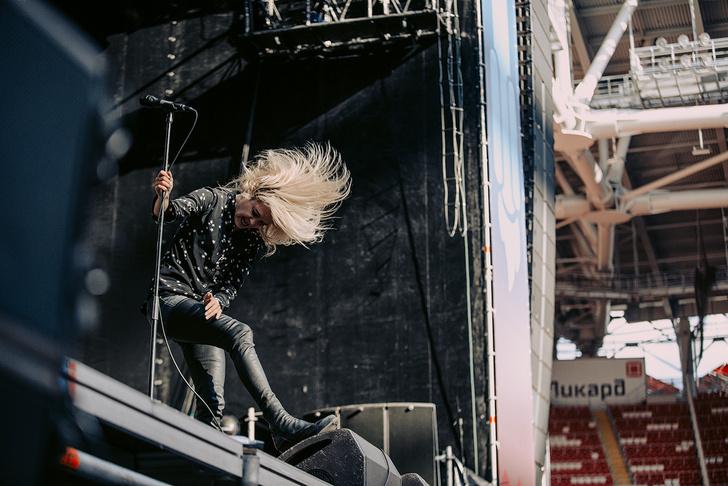 Фото №27 - Что творилось на недавних концертах Red Hot Chili Peppers, Ланы Дель Рей, «Сплина» и других рокеров