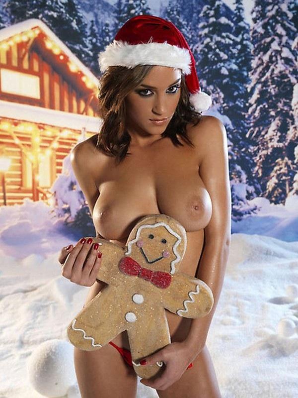 Фото №30 - Горячие снегурочки
