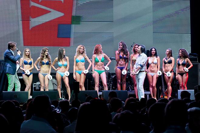 Фото №1 - Состоялся финал ежегодного конкурса Miss MAXIM 2014