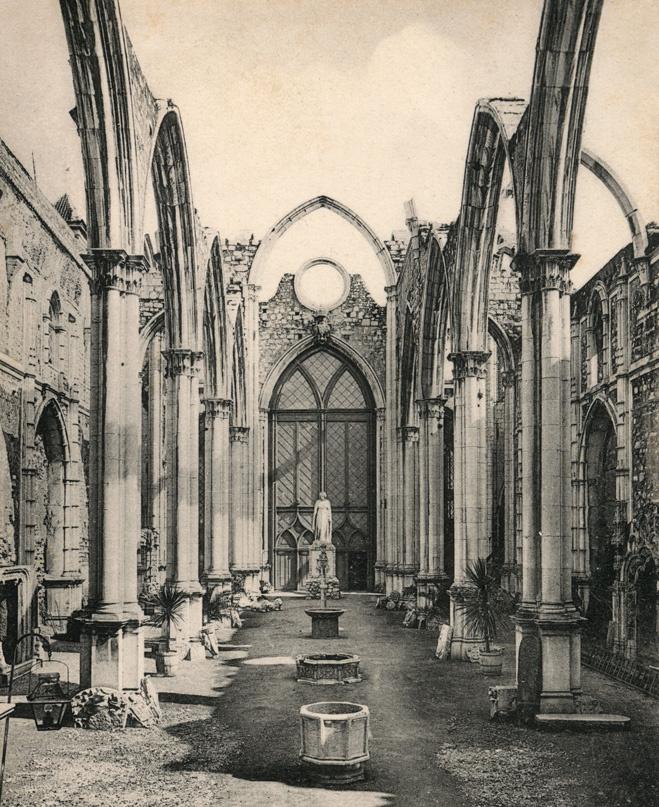 Землетрясение, которое изменило ход истории