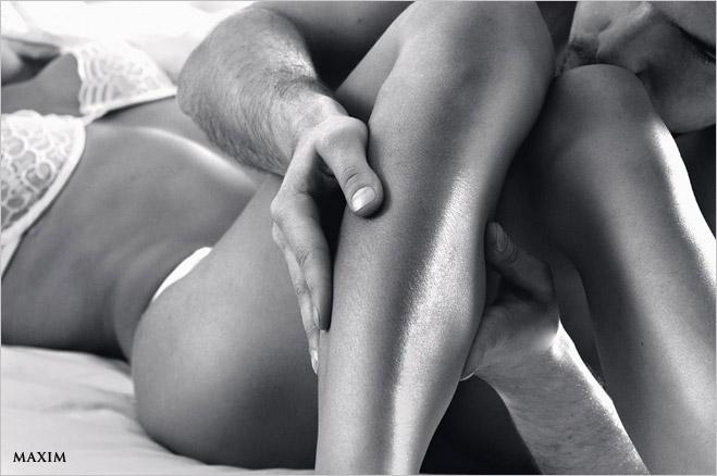 Фото №3 - Эротический массаж: от Э до Ж